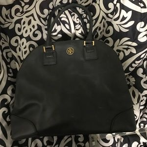 Authentic Tory Burch Robinson Dome large satchel