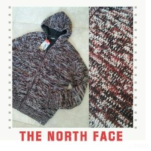 The North Face Other - {The North Face} Twisted Ridge sequoia red zip up