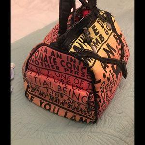 Handbags - SALE Lamb Bowler Bag