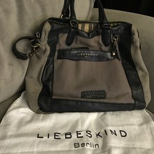 Liebeskind Handbags - Liebeskind Arden Tote, very gently used