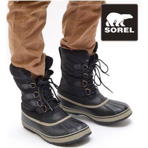 Sorel Other - Sorel, size 9, black, mens 1964 nylon pac boot