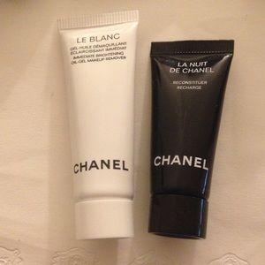 Chanel skin care bundle