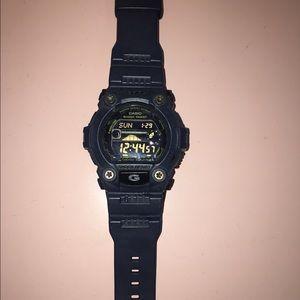 G-Shock Accessories - G SHOCK !!! rarely worn