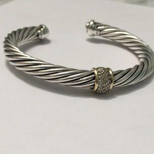 David Yurman Jewelry - David Yurman Cable Classics Bracelet