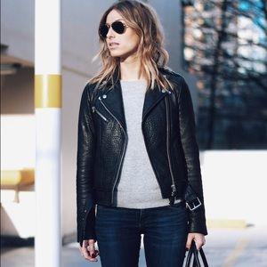 Coming soon - Aritzia Rumer leather jacket