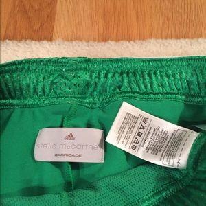 Adidas by Stella McCartney Pants - Stella McCartney barricade 2 in 1 pants w/zippers