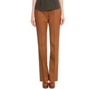 Jil Sander Pants - JIL Sander camel trousers Sz 6 chino pants