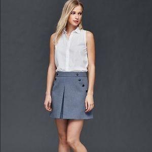 Super cute sailor skirt