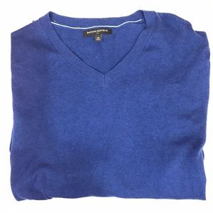 Banana Republic Other - Banana Republic Royal Blue Sweater