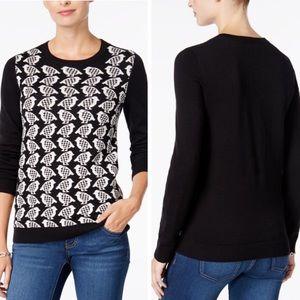 Charter Club Sweaters - PETITE BIRD SWEATER