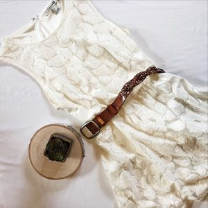 Forever 21 Dresses & Skirts - Cream Lace Dress