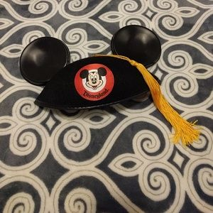Exclusive Mickey Grad Ears