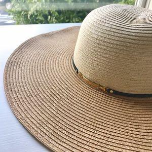 Eugenia Kim Accessories - NWT Eugenia Kim Genie Cecily Straw Hat