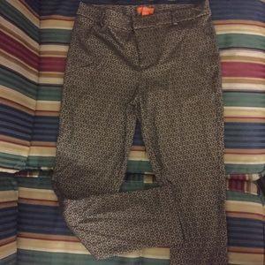 Joe Fresh Jacquard Trousers