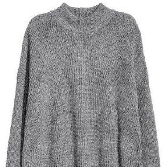 73% off H&M Sweaters - H&M knit mock turtleneck sweater from ...
