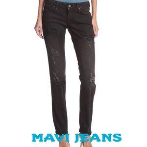 Mavi Denim - NWT Mavi Emma Slim Boyfriend Ripped Jeans