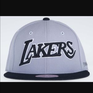 Mitchell & Ness Other - Lakers Official Cap