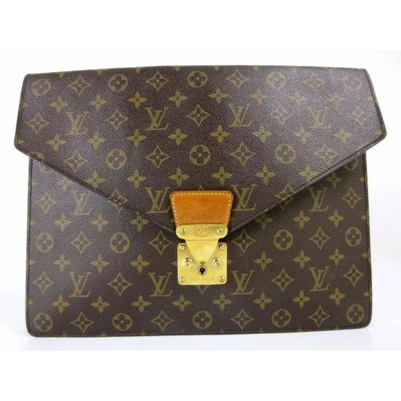 Louis Vuitton Handbags - 💯Authentic LV Document purse 8114fe0930a08