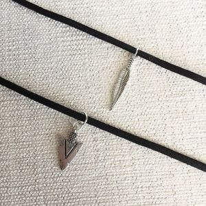 Simple Sanctuary Jewelry - ✨NEW✨Arrowhead and Feather Chokers