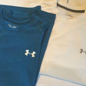 Under Armour Other - Men's Under Armour Heat Gear shirt bundle❗️