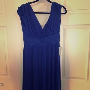 Colbalt blue dress from nordstroms NWT size 6