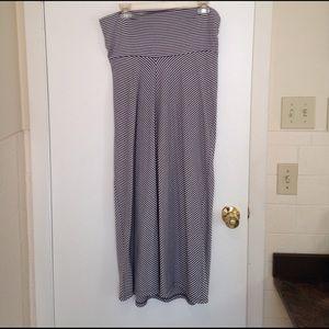 Old Navy Dresses & Skirts - Old Navy Maternity Maxi Skirt