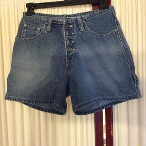 Arizona Jean Company Denim Shorts Sz 5