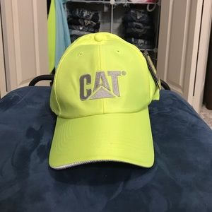 Caterpillar Other - CAT Reflective Baseball Hat