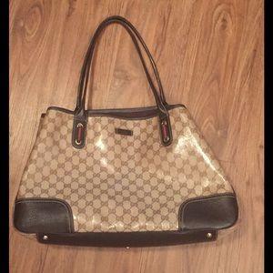 """Gucci Handbags - Gucci Tote """"Princy"""" Handbag"""