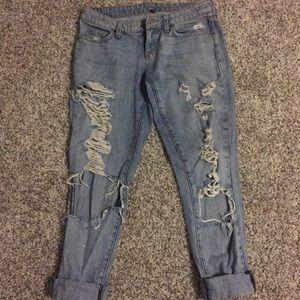 LF Stores Denim - Carmar Boyfriend Jeans