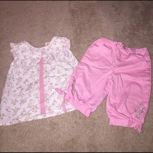 Namette Other - 🌷Sleeveless blouse and matching capris