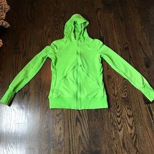 Green Nike Jacket