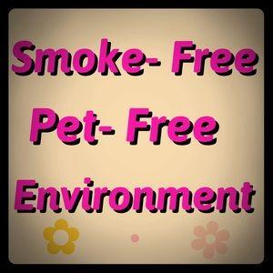 Other - Smoke & Pet Free
