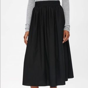 Cos Dresses & Skirts - Cos Gathered Cotton Skirt