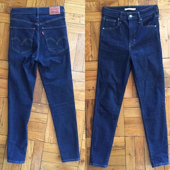 b8819c3e4a2915 Levi's Jeans | Levis Mile High Rise Super Skinny Ankle | Poshmark