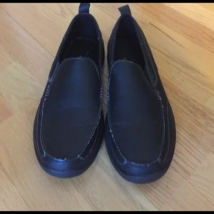 Deer Stags Other - Men's Deer Stag casual black loafers