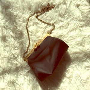 Twifaille By Reosenfeld Handbags - Twifaille By Rosenfeld Black Vintage Evening Bag