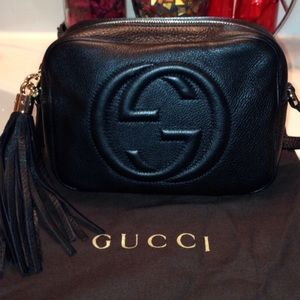 Gucci Handbags - Gucci Soho Disco Handbag