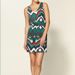 Collective Concepts Dresses & Skirts - Collective Concepts Tribal Print Dress