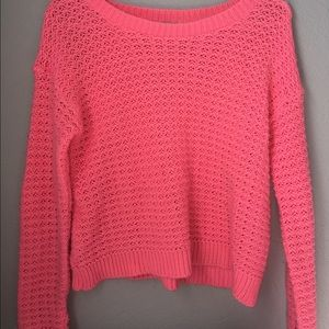 Salt City Emporium Sweaters - Hot pink sweater