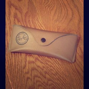 Authentic Ray-Ban Sunglasses Case