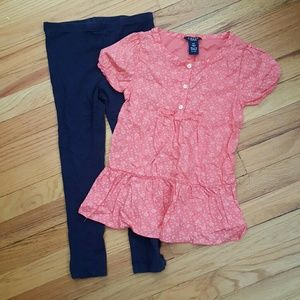 Chaps Other - Chaps Girls 6x outfit