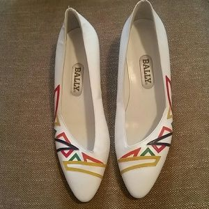 Vintage Bally shoes