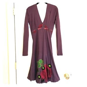 Desigual Dresses & Skirts - FLASH SALE! DESIGUAL Carry Dress Multi M *NWOT*