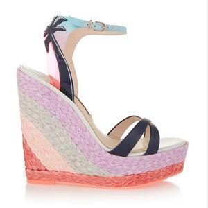 Sophia Webster Shoes - Sophia Webster brand new Lucita wedges