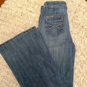 Jordache Denim - SALE❤JORDACHE Hi- Rise Wide- leg Jeans