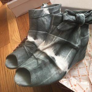 80%20 Shoes - 80%20 Wedge Hidden Wedge Sandal sz 6.5