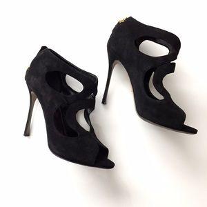 """Sergio Rossi Shoes - Sergio Rossi """"Oblo"""" Sandals"""