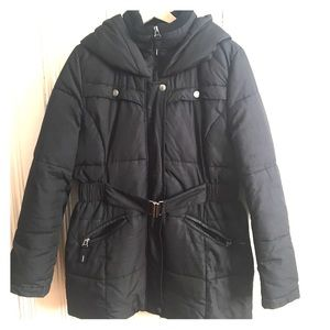 i jeans by Buffalo Jackets & Blazers - 3/4 length puffer coat