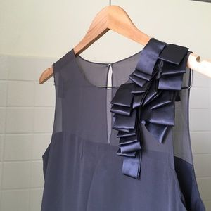 Taylor Dresses & Skirts - Taylor Sheer shift dress